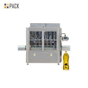 Riempitrice automatica orizzontale di liquidi e olio da cucina
