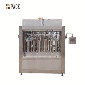 Riempitrice liquida automatica volumetrica per salsa di pomodoro