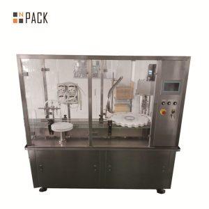 Riempitrice di liquidi e controllo digitale completamente automatico da 40-1000 ml