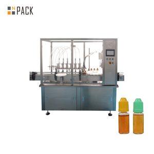 Riempitrice di liquido per pompa peristaltica per flaconcino di flaconcino