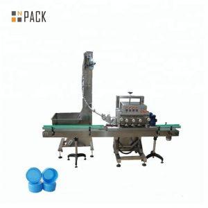 Tappatrice automatica rotativa per bottiglia medica