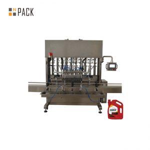 etichettatrice per tappatura di riempimento di bottiglie di concentrato di pomodoro automatica di alta qualità per vaso di vetro