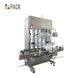 Riempitrice automatica liquida per olio lubrificante lubrificante
