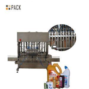 Imbottigliatrice liquida automatica per il riempimento delle bottiglie di collirio