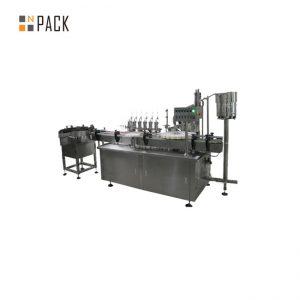 Etichettatrice per tappi di riempimento liquidi e contagocce su misura per liquido per sigarette elettroniche