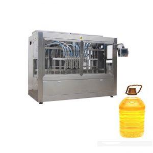 Etichettatrice per riempimento olio di oliva / olio di miscela spremuto a freddo