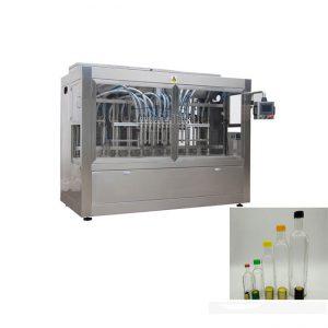 riempitrice automatica di salsa di marmellata di fragole bottiglia di vetro