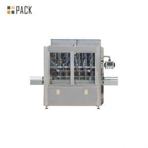 Tappatrice di riempimento della bottiglia dell'olio vegetale del macchinario di riempimento dell'olio da cucina di alta qualità