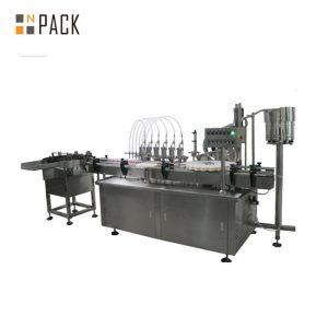 Macchine per il riempimento di bottiglie di liquido E da 10 ml e 60 ml